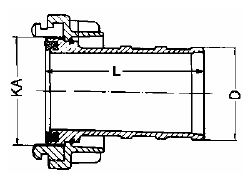 Suction Hose Coupling Diagram