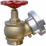 Landing Valves made of copper alloy