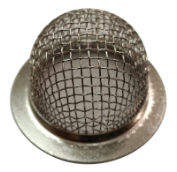 Pump Inlet Strainer Mesh Angle