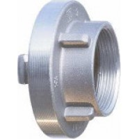 Storz Size 65mm Adapter with 2½ inch BSPP Female Thread - Aluminium