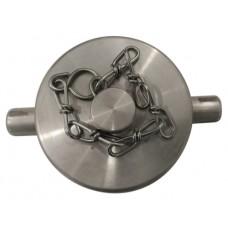 QRT Cap - Aluminium