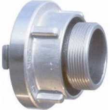 Storz Size 65mm Head with G 2½ inch BSPP Male Thread-tail, Swivel - Aluminium