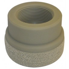 IBC Fitting - 60mm Female Course Thread to 40mm BSP Female Thread