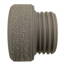 IBC Fitting - 60mm Male Course Thread to 50mm BSP Female Thread