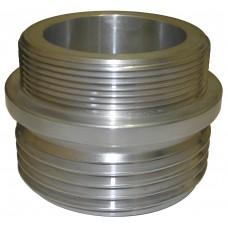 MFB Male to BSP Thread - Aluminium