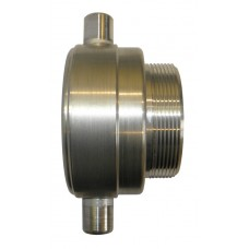 QRT  Female to Male BSP Thread - Swivel - Aluminium