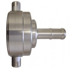 SAFB/CFS Female to 25mm Hose tail Coupling - Aluminium