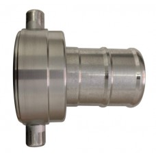 SAFB/CFS Female to 50mm Hose tail Coupling - Aluminium