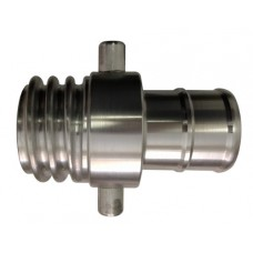 SAFB/CFS Male to 50mm Hose tail Coupling - Aluminium
