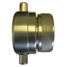 QRT Female to Female BSP Thread - Swivel - Aluminium